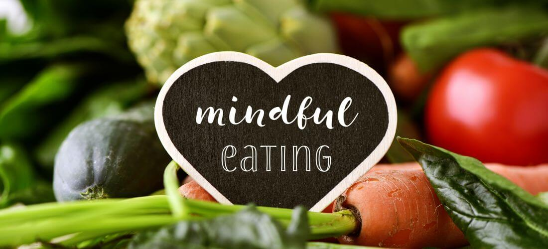 3 tips for mindful eating