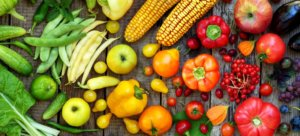 Colorectal cancer and more vegetables