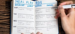 Plan meals your wisely